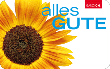 Give-Card Alles Gute