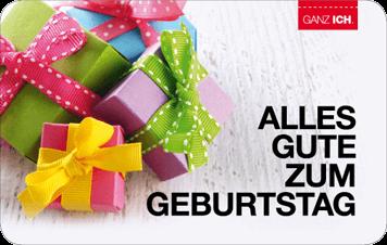 Give-Card Alles Gute zum Geburtstag
